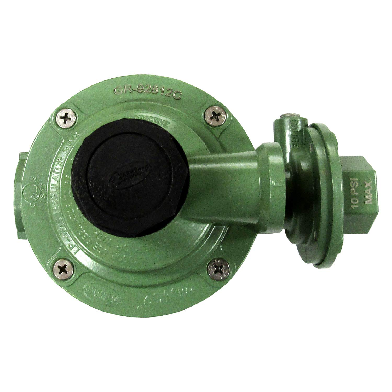 Fairview GR-92812C Compact Second Stage Low Pressure Propane Regulator by Fairview (Image #3)