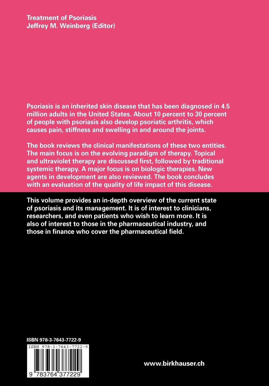 Treatment of Psoriasis (Milestones in Drug Therapy)