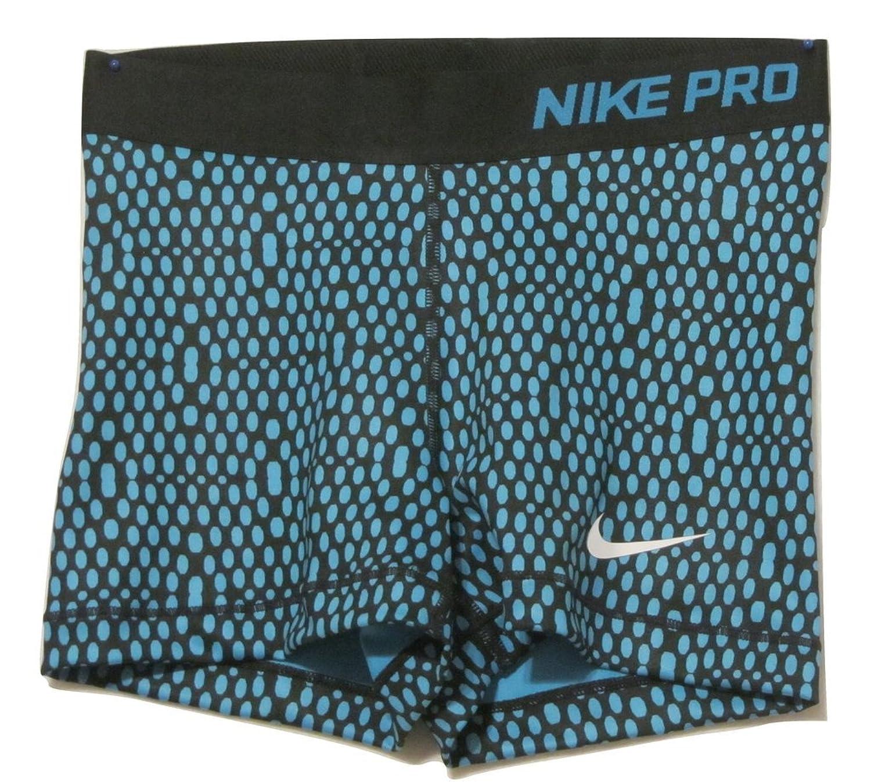 "Nike Pro Women's Mirror Mesh 3"" Compression Training Shorts"