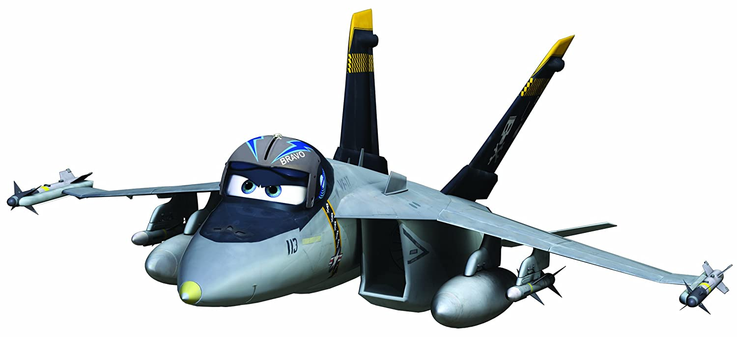 Zvezda Models Bravo Disney Planes Building Kit