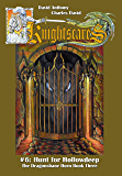 Hunt for Hollowdeep (An Epic Fantasy Adventure Series, Knightscares #6)