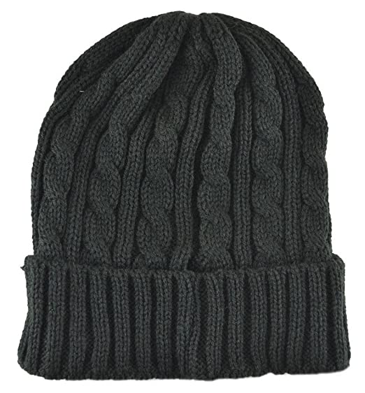 Black Sweater Caps
