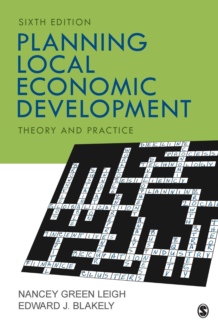 Planning Local Economic Development: Theory and Practice (NULL) by SAGE Publications, Inc