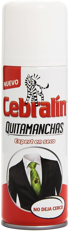 Cebralín - Quitamanchas en Seco para textiles - Pack de 3 x 134 ml: Amazon.es: Salud y cuidado personal