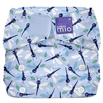 Bambino Mio Miosolo Cloth Diaper Set Rainforest