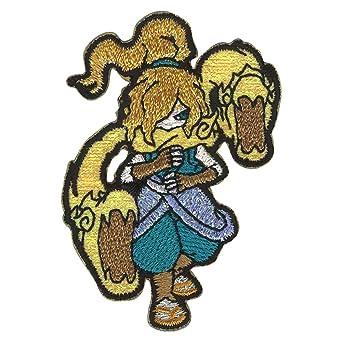Amazon 妖怪ウォッチ 刺繍デコシール ヒカリオロチ S03y0522 シール