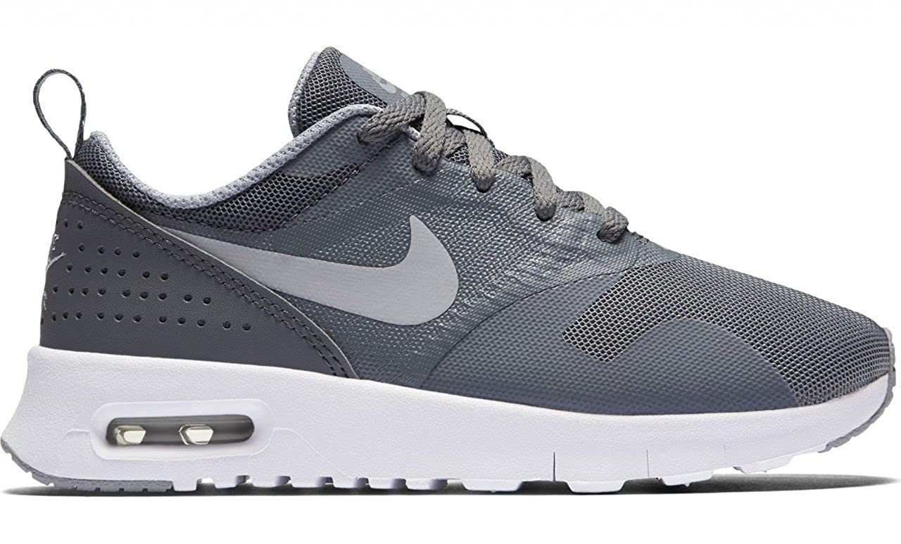 8dbb81e45944e Nike Boy's Air Max Tavas Running Shoe Cool Grey/White/Wolf Grey 12C: Buy  Online at Low Prices in India - Amazon.in