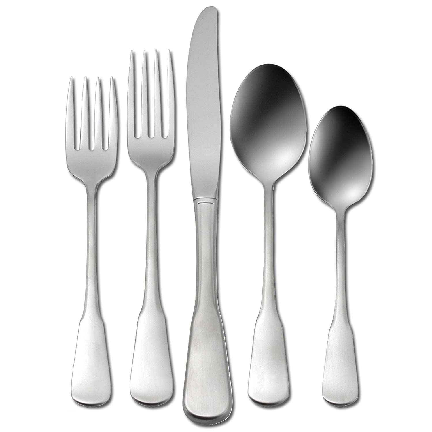 Amazon.com | Oneida Colonial Boston 53-Piece Flatware Set, Service for 8: Flatware Sets