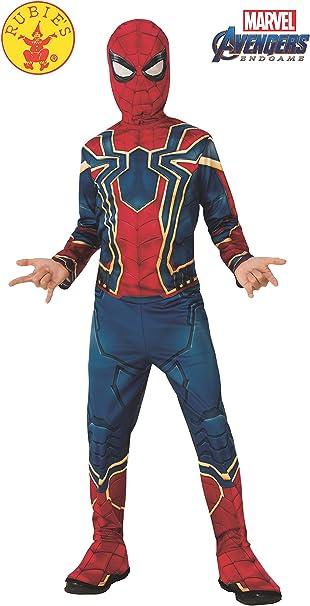 Rubies Marvel Avengers: Endgame Childs Iron Spider Costume & Mask, Small