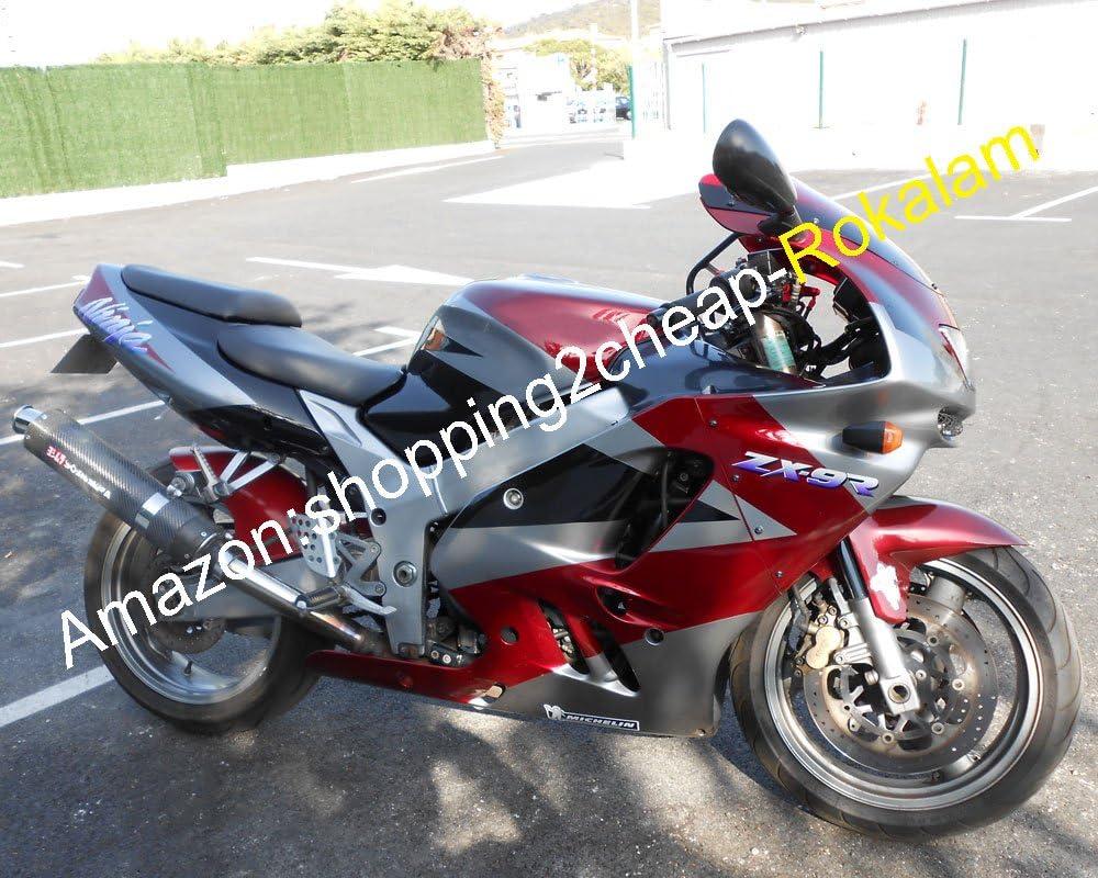 Amazon.com: Moto Bodywork Kit For Kawasaki NINJA ZX9R 94 95 ...