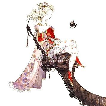 Amazon.de: CGC Große Poster - Final Fantasy VI Terra Art PS1 PS2 PSP ...