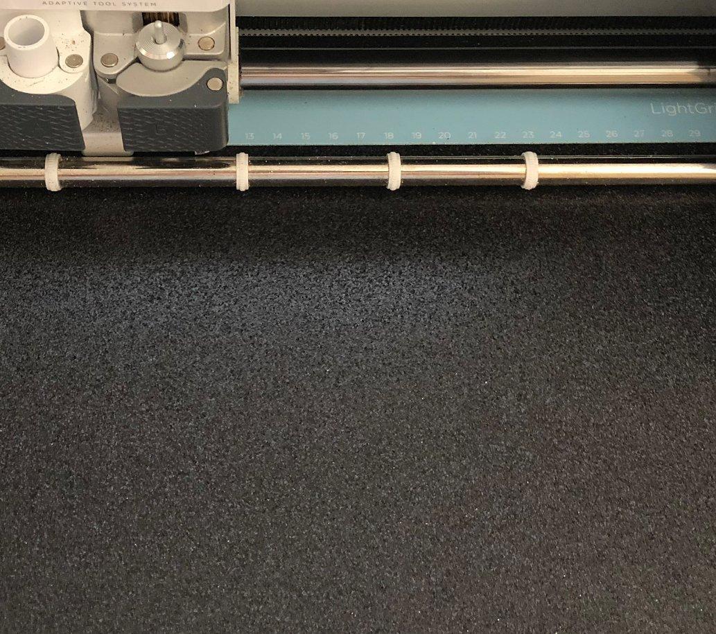 15 Sheets Crafasso 12 x 12 300gms Heavy /& Premium cardstock Black