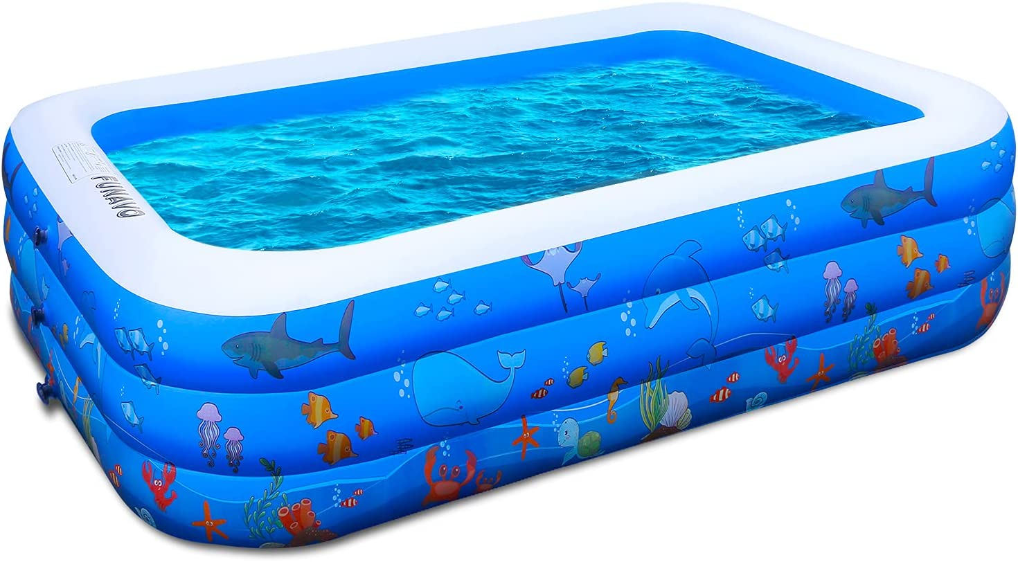 Inflatable Pool,100