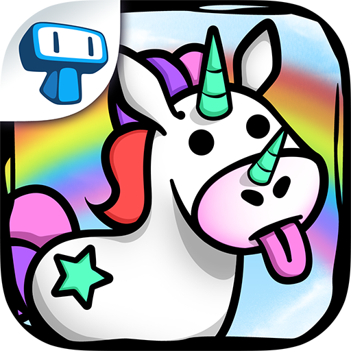 Unicorn Evolution (Dragon Games For Kids)