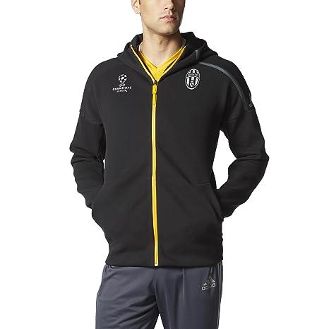adidas Juventus Anthem UCL Z. n. E. Calcio Giacca con