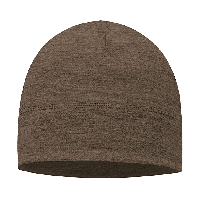 14a8b18eef2 Amazon.com  Buff Lightweight Merino Wool Hat  Clothing