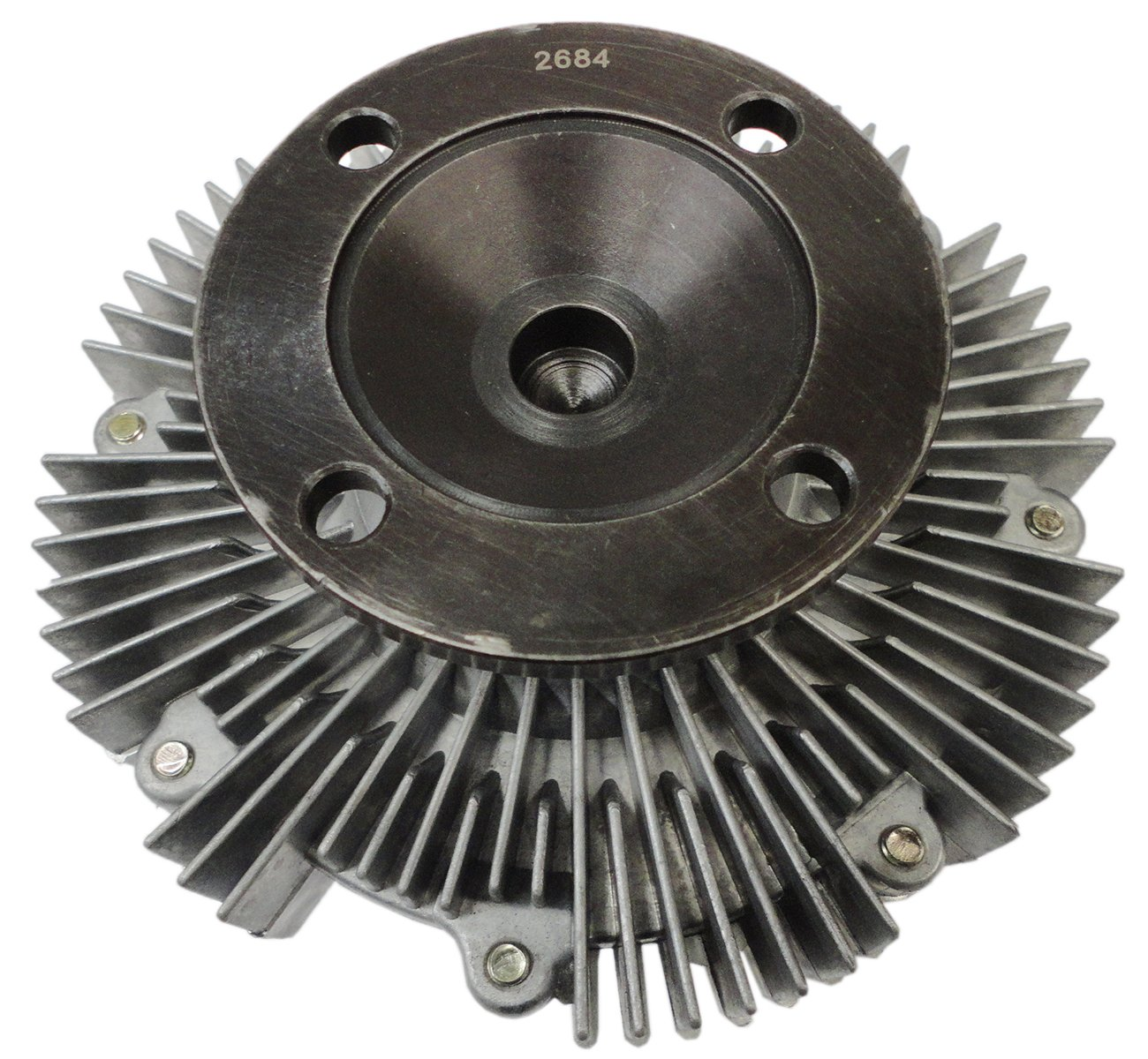 TOPAZ 2684 Engine Cooling Thermal Fan Clutch for Toyota 4Runner Tundra Sequoia Land Cruiser Lexus GX470 LX470 4.7L 5.7L