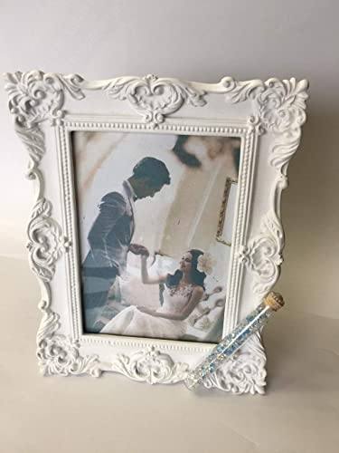 Amazoncom Jewish Wedding White Frame Photo Picture Frame With A