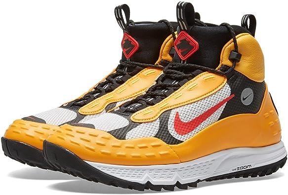 Hombre Nike Air Zoom Sertig 16 Zapatillas (TAXI / CHILE rojo-negro-blanco) 904335 700: Amazon.es: Zapatos y complementos