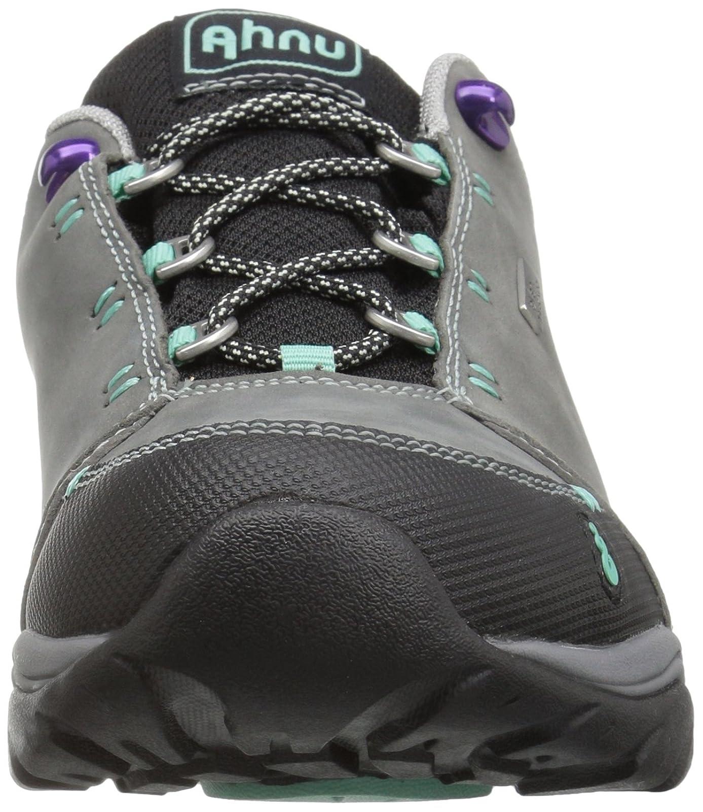 Ahnu Women's Montara II Hiking Shoe Black 6 B(M) US - 4