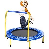 Deals on ANCHEER Kids 36-in Outdoor Mini Toddler Rebounder Trampoline