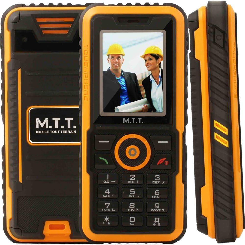 MTT Super Roubust - Móvil libre (pantalla de 1,8