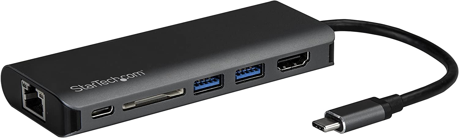 StarTech USB 3.0 Dual Video Docking Station for HP Spectre x360