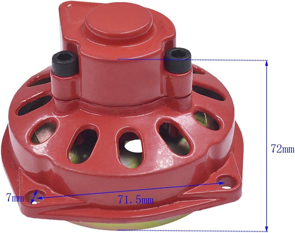 JRL Clutch Bell Housing Coque tambour 43/47/49/cc Dirt Poche ATV Quad Bike Mini