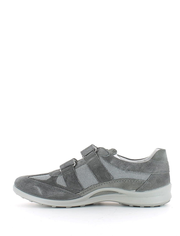 grauport , Damen Turnschuhe Grau grau  | Bequeme Berührung  | Modern Und Elegant  | Viele Stile
