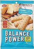 ハマダコンフェクト バランスパワー 北海道バター  6袋(12本入り)