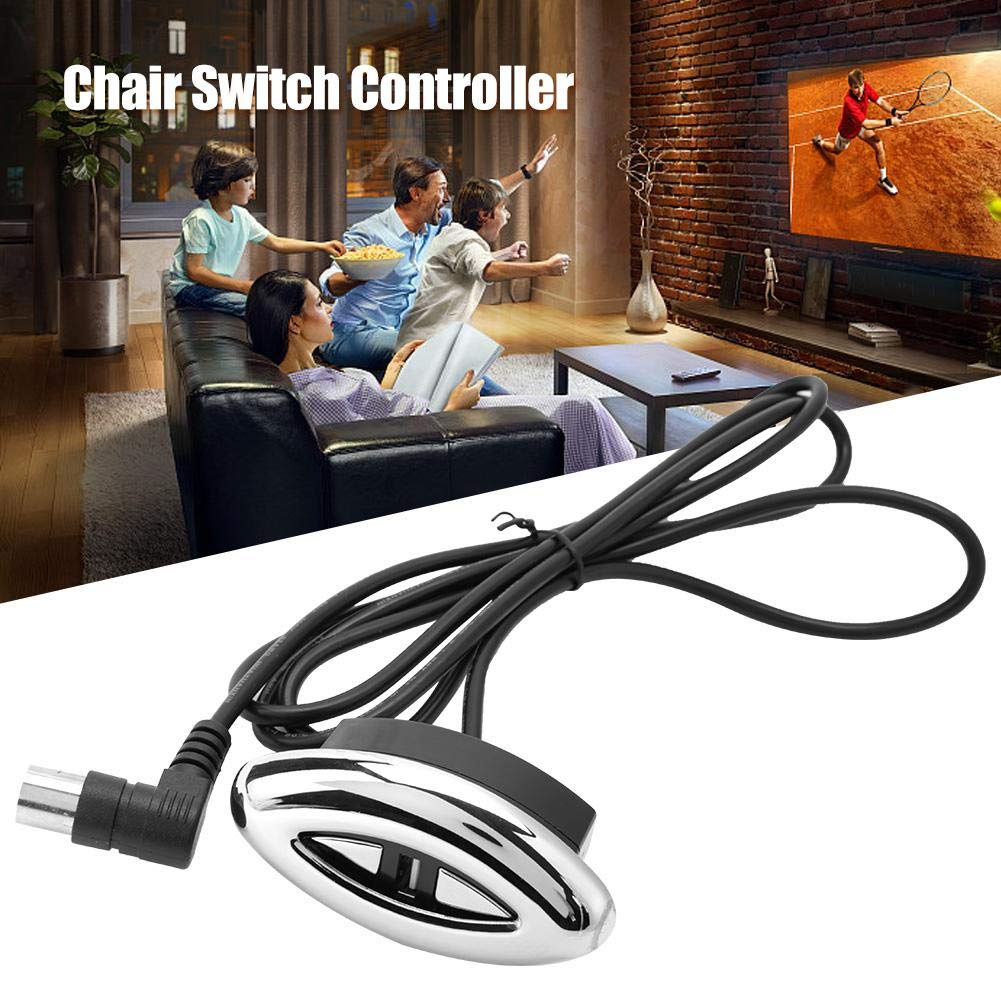 Chair Switch Controller,2 Button Hand Switch Remote Controller,Easy to Install ,Micro Switch,for Electric Recliners,Electric Recliner Chair Sofa and Lift Chairs. by Acogedor