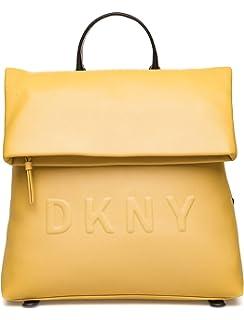 44749a84f39e Amazon.com  DKNY Tilly Medium Logo Backpack  Clothing