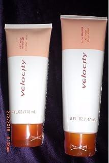 Velocity facial moisturizer