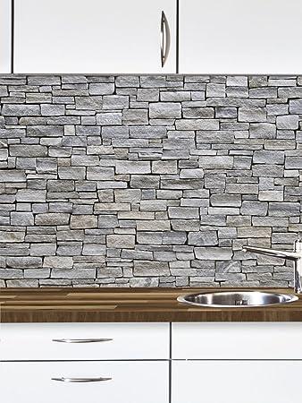 Graue Wand Und Stein | Möbelideen