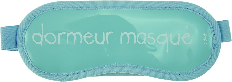 20 cm Bleu p/âle Incidence Paris Scandi Colorama Masque de sommeil