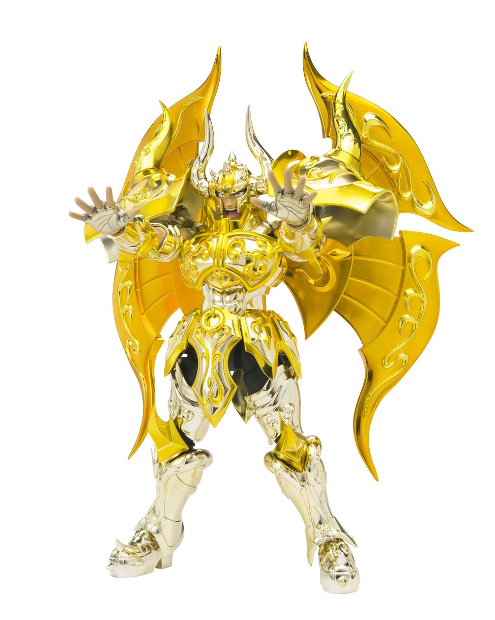 Saint Seiya figura caballeros de oro de tauro