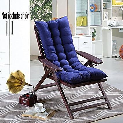 Cojín de asiento con respaldo alto con un diseño transpirable, suave, absorbente, que retiene el calor, para el invierno de 48 cm x 120 cm, para ...