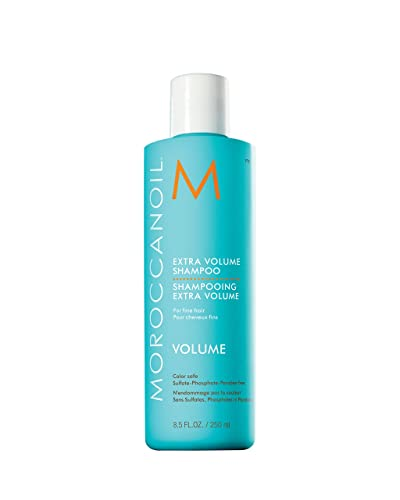 Moroccanoil Extra Volume Shampoo  - 7148jgPfj3L - The Best Sulfate-Free Shampoo For YourHair IN 2020