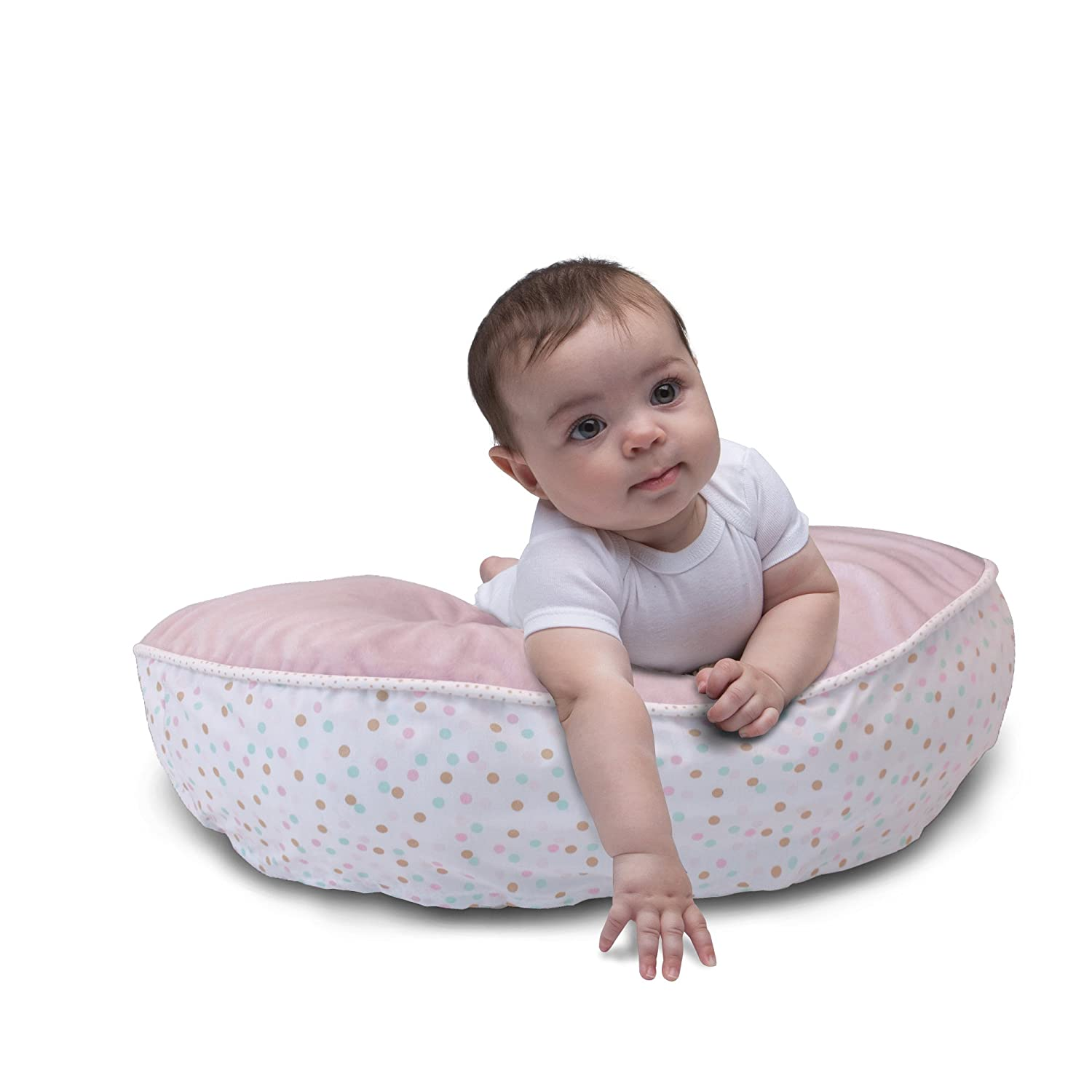 Pink Luxe Sweetheart Boppy Pillow Slipcover