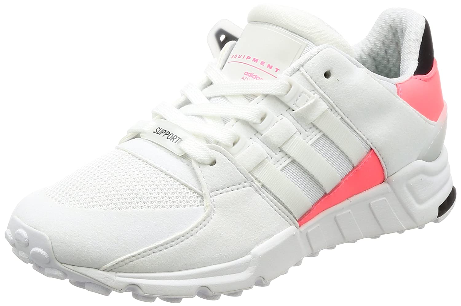 TALLA 47 1/3 EU. adidas Originals Equipment EQT Support RF, running white-running white-turbo