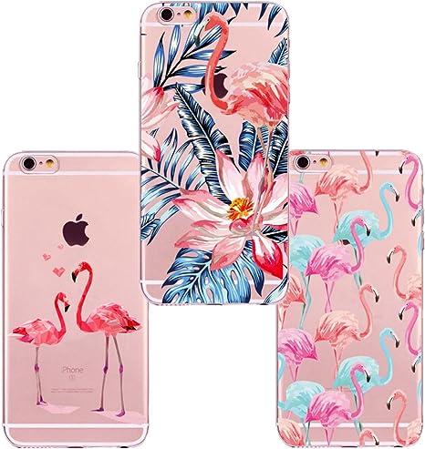 Freessom Lot De 3 Coque Iphone 55s Silicone Transparente