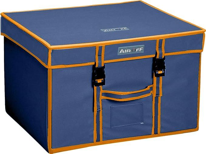 mondex M122301 - Caja con Bolsa al vacio 40x40x25cm 100 litros: Amazon.es: Hogar