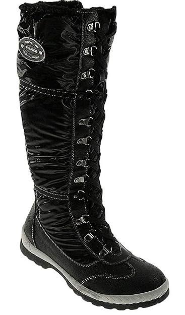 Art 500 Winterstiefel Damenstiefel Boots Stiefel Winterschuhe Schuhe Neu Damen