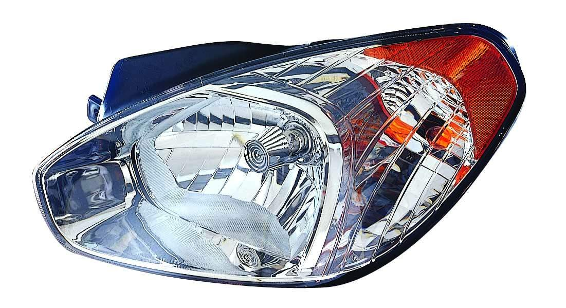 Depo 321-1132R-ASD Hyundai Accent Passenger Side Replacement Headlight Assembly