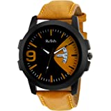 Relish Day and Date Wrist Watch for Mens and Boys Watch (RE-BT939DD)