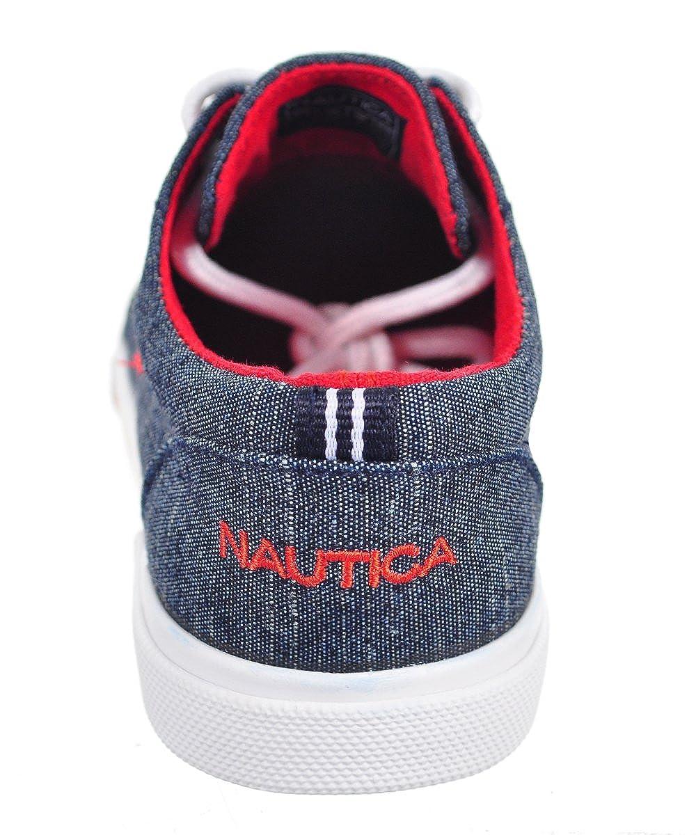Nautica Boys Berrian Low-Top Sneakers Sizes 5-12