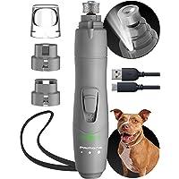 Dog Nail Grinder with LED Light Deals