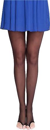 Merry Style Medias Finas Transparentes Pantys Mujer Lycra MS 336 10 DEN