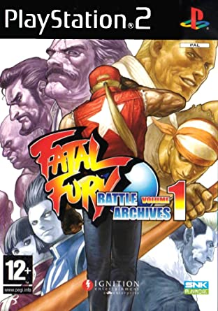 fatal fury - battle archives volume 1