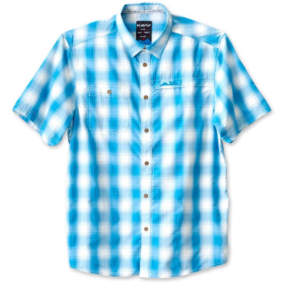 KAVU Mens Wakeley Button Down Shirts KAVU-Outdoors